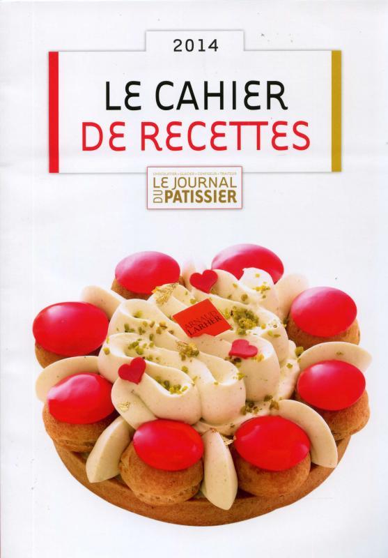 Le Cahier de Recettes 2014