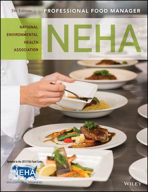 Professional Food Manager, 5/e (NEHA)